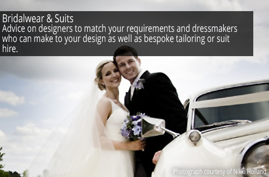 Bridalwear and Mens Wedding Suits London